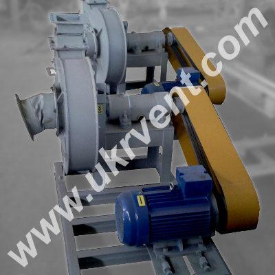 Изготовление вентиляторов высокого давления В Ц6-28-5ВЗ исп. 5 Укрвентсистемы Харьков