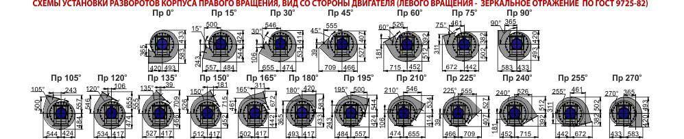 Дымососы Д-6 Д (ВД) 167-37 №6 Харьков Украина