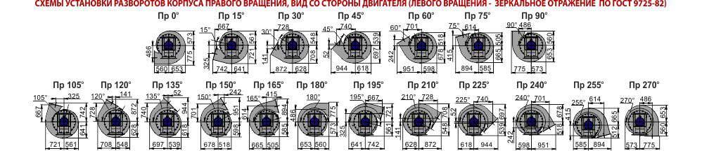 Дымососы Д-8 Д (ВД) 167-37 №8 Харьков Украина