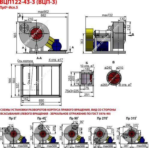 ВЦП 3, Вентилятор ВЦП 3, Вентилятор ВЦП 3 цена, Вентилятор ВЦП 3 характеристики, Вентиляторы ВЦП 3, взрывозащищенные вентиляторы, Украина Укрвентсистемы Харьков