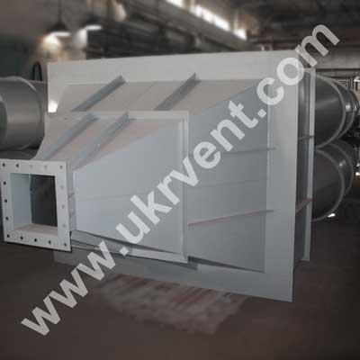 Циклон ЦН-15-800х4УП с улиткой