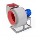 Вентилятор радиальный ВЦ 14-46 промышленные вентиляторы