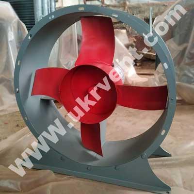 вентиляторы промышленные осевые