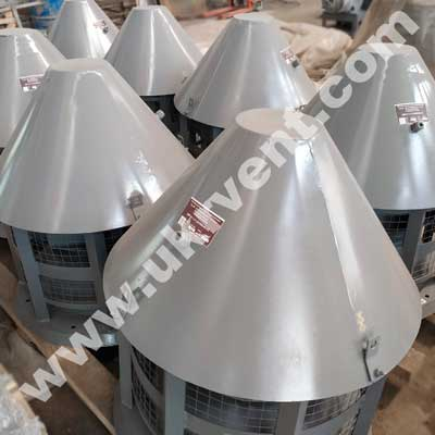 Вентиляторы дымоудаления ВКР