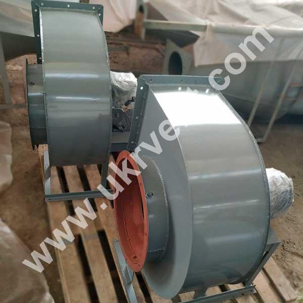 ВЦ 14-46 вентилятор радиальный