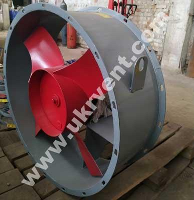 Вентилятор осевой ВО 06-300 8