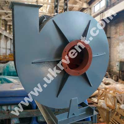 Вентилятор радиальный центробежный высокого давления
