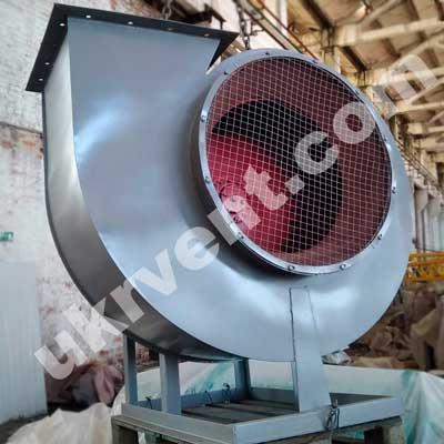 Вентилятор радиальный ВЦ14-46 производство Укрвентсистемы