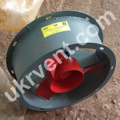 Вентилятор осевой ВО06-300 Украина Харьков Укрвентсистемы